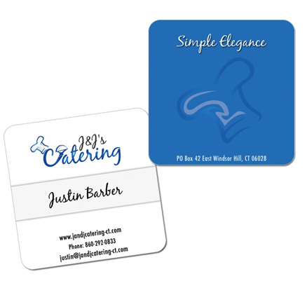 25 x 25 rounded corner business cards business cards zoom reheart Choice Image