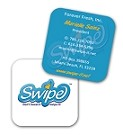 "2.5"" X 2.5"" Rounded Corner Business Cards"