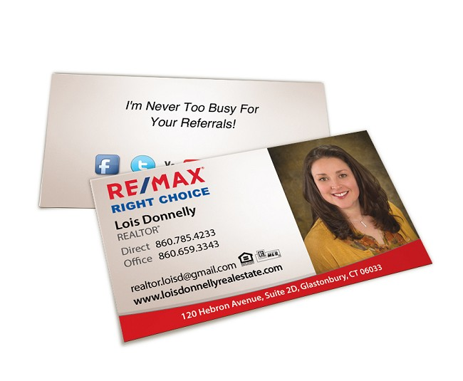 16PT Business Cards