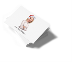 Matte Greeting Cards